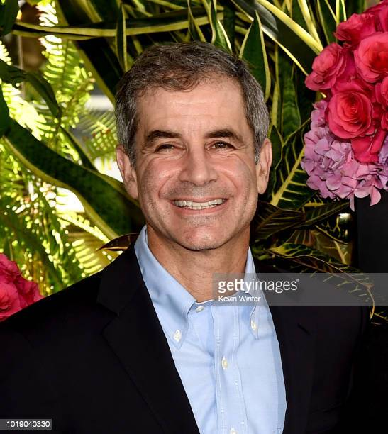Director Victor Levin attends a photo call for Regatta's 'Destination Wedding' at the Four Seasons Hotel Los Angeles at Beverly Hills on August 18...