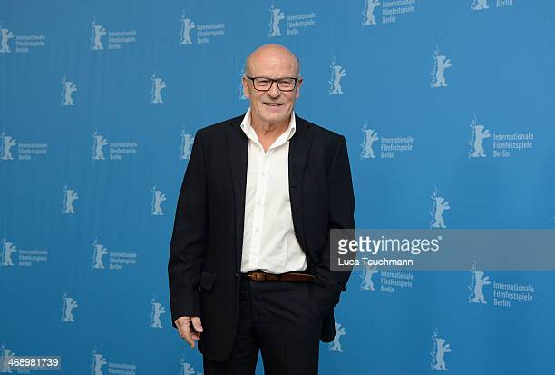 Director Volker Schloendorff attends the 'Diplomatie' photocall during 64th Berlinale International Film Festival at Grand Hyatt Hotel on February...