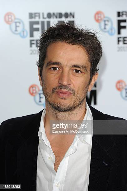 Director Walter Fasano attends a screening of 'Bertolucci On Bertolucci' during the 57th BFI London Film Festival at BFI Southbank on October 10 2013...