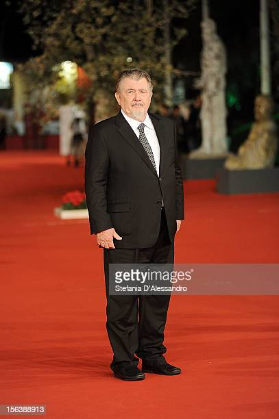 Director Walter Hill attends the 'Bullet To The Head' Premiere during the 7th Rome Film Festival at the Auditorium Parco Della Musica on November 14...