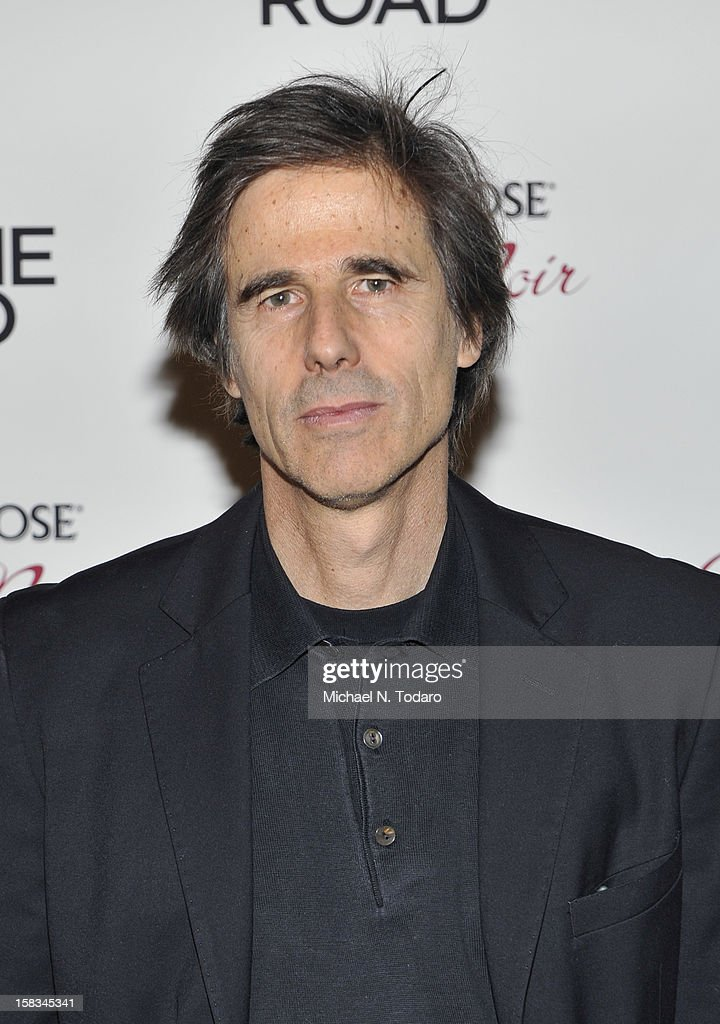 Director Walter Salles attends the 'On The Road' premiere at SVA Theater on December 13, 2012 in New York City.
