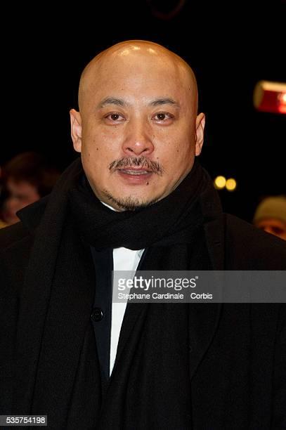 Director Wang Quan'an attend the Bai Lu Yuan Premiere during the 62nd Berlin International Film Festival, in Berlin.