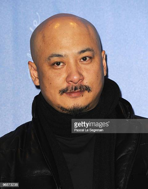 Director Wang Quan�an attends the 'Tuan Yuan' Photocall during day one of the 60th Berlin Film Festival at the Grand Hyatt Hotel on February 11, 2010...