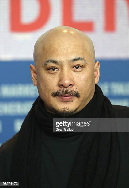 Director Wang Quan�an attends the 'Tuan Yuan' Press Conference during day one of the 60th Berlin Film Festival at the Grand Hyatt Hotel on February...