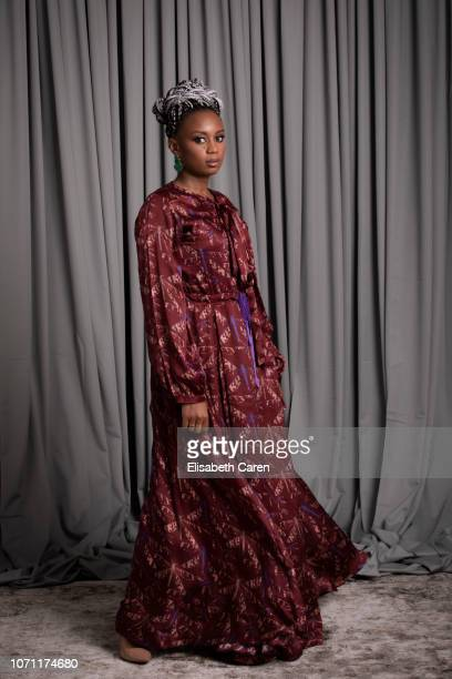 Director Wanuri Kahiu is photographed for The Wrap on September 8, 2018 at the Toronto International Film Festival in Toronto, Ontario.
