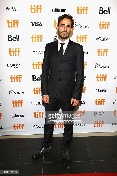 Director Wayne Roberts attends the Katie Says Goodbye premiere held at TIFF Bell Lightbox during the Toronto International Film Festival on September...