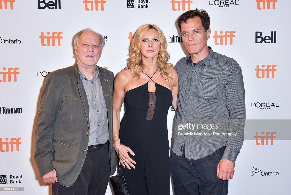 "CAN: 2016 Toronto International Film Festival - ""Salt And Fire"" Premiere"