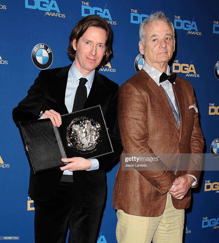 67th Annual Directors Guild Of America Awards - Press Room