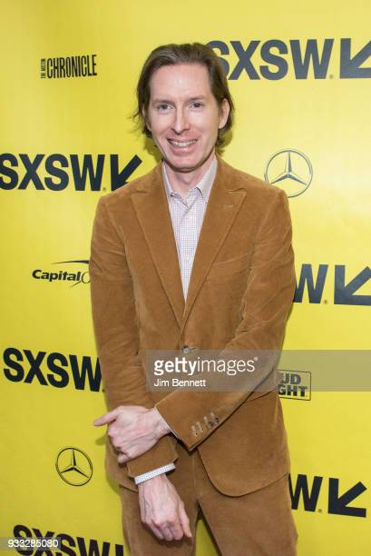 Director Wes Anderson walks the red carpet at the North American premiere of the film Isle of Dogs to close the SXSW Film festival on March 17 2018...