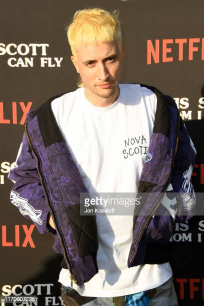 "Director White Trash Tyler attends the premiere of Netflix's ""Travis Scott: Look Mom I Can Fly"" at Barker Hangar on August 27, 2019 in Santa Monica,..."