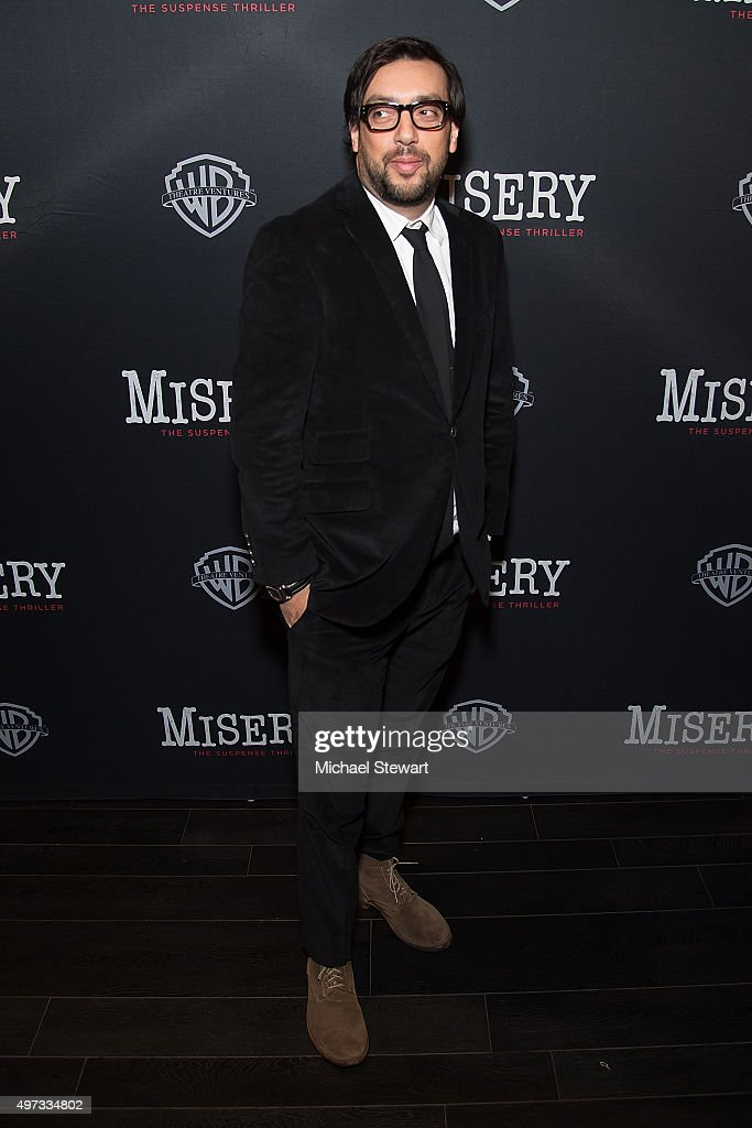 Director Will Frears attends the 'Misery' Broadway opening night after party at TAO Downtown on November 15, 2015 in New York City.