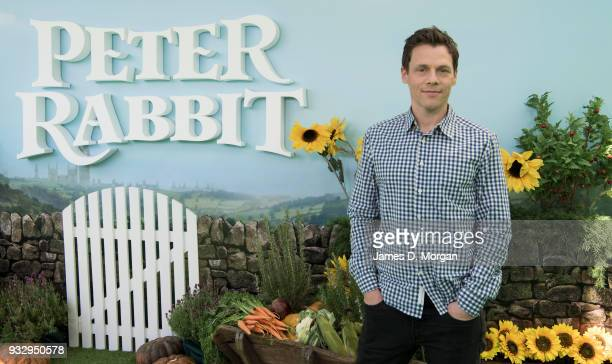 Director Will Gluck attends the Peter Rabbit Australian Premiere on March 17 2018 in Sydney Australia