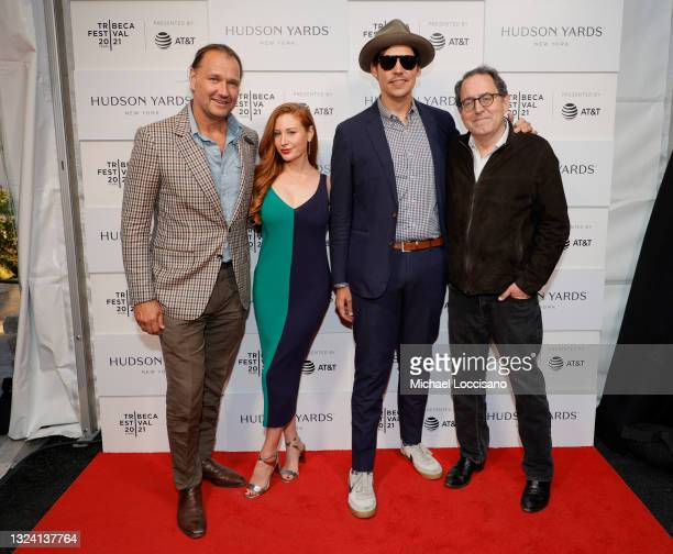 """Director William A. Kirkley, Co-President and Co-Founder of Sony Pictures Classics, Michael Barker and guests attend the """"Radical Love"""" premiere at..."""