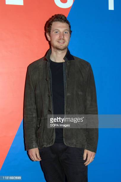 Director William McGregor at a photo call during the UK film premiere of Gwen at Filmhouse in Edinburgh Gwen is Writer and Director William...