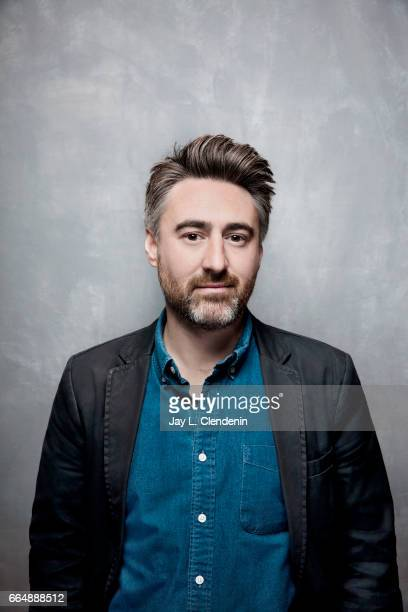 Director William Oldroyd from the film Lady MacBeth is photographed at the 2017 Sundance Film Festival for Los Angeles Times on January 20 2017 in...