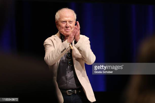 Director Wolfgang Petersen during the Bavaria Film Reception One Hundred Years in Motion on the occasion of the 100th anniversary of the Bavaria Film...