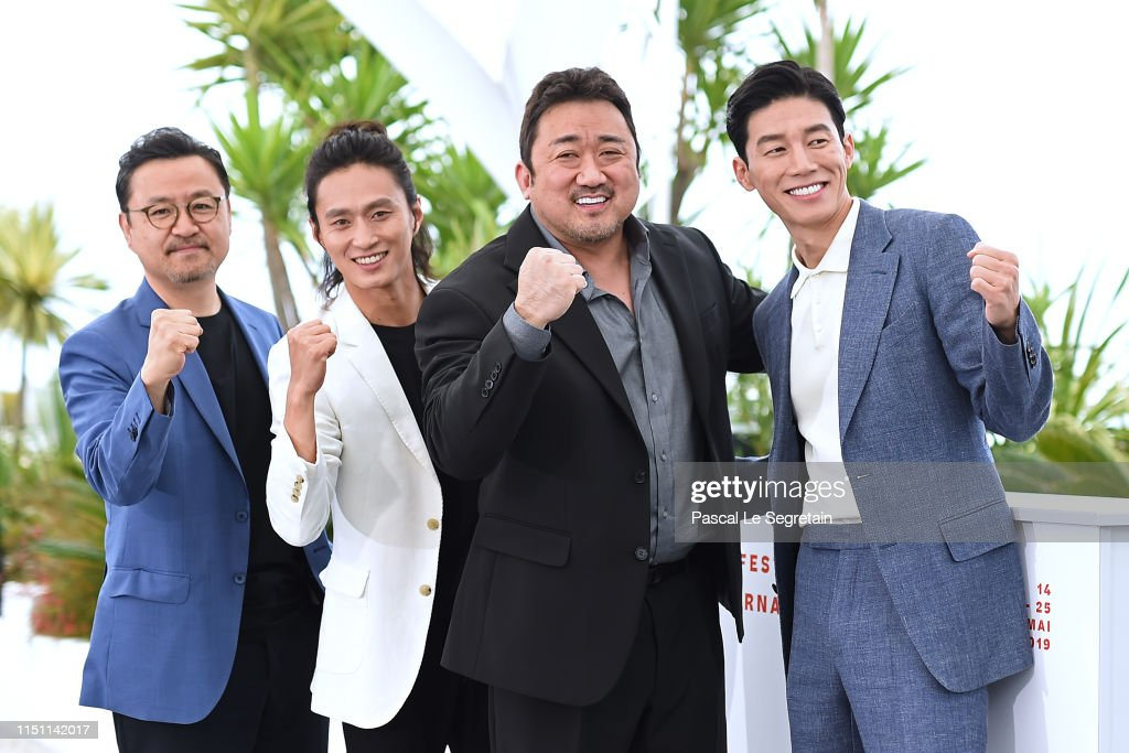 "FRA: ""The Gangster, The Cop, The Devil"" Photocall - The 72nd Annual Cannes Film Festival"