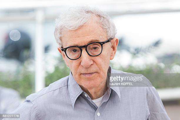 Director Woody Allen attends the 'Cafe Society' Photocall during the 69th Annual Cannes Film Festival on May 11, 2016 in Cannes, France.