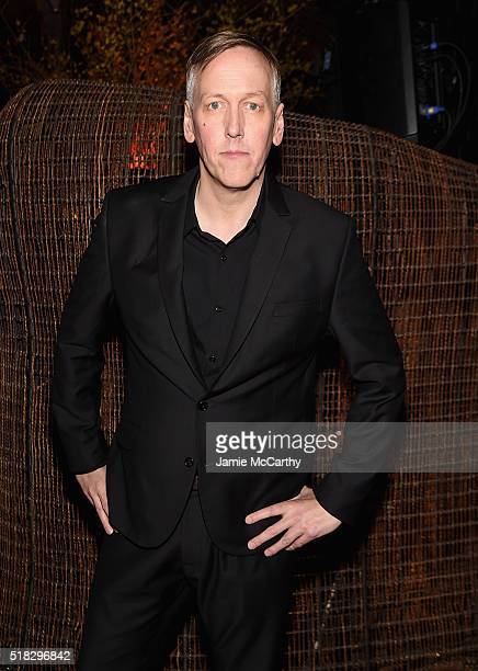 Director writer and executive producer Lodge Kerrigan attends the after party for the New York premiere of 'The Girlfriend Experience' at Nobu 57 on...