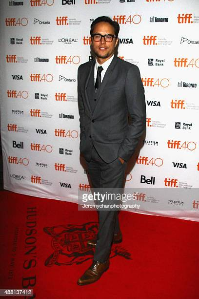 Director / Writer Cary Fukunaga attends the 'Beasts Of No Nation' premiere during the 2015 Toronto International Film Festival held at Ryerson...