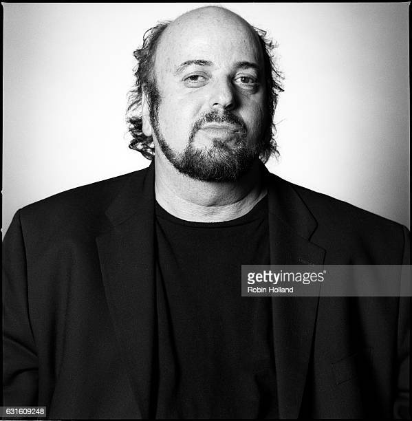 Director writer James Toback is photographed on October 31 in New York