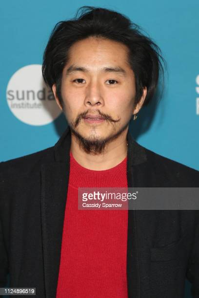 Director writer producer Justin Chon attends the Ms Purple Premiere during 2019 Sundance Film Festival at Library Center Theater on January 25 2019...