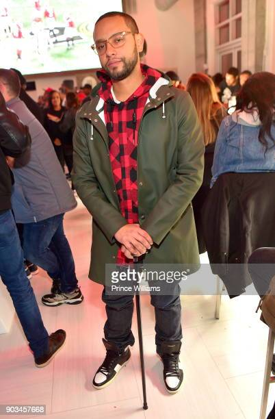 Director X attends the 2018 Interscope National Championship Watch Party at Bytes Restaurant on January 8 2018 in Atlanta Georgia