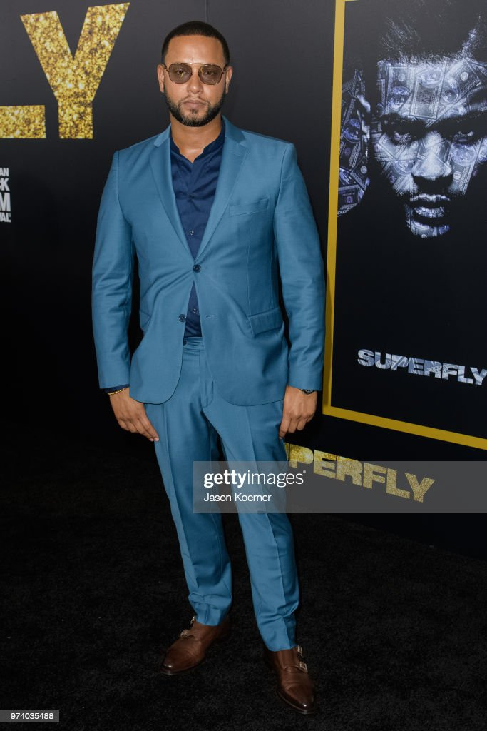 Director X attends the opening night screening of 'Superfly' at the FIllmore Miami Beach during the 22nd Annual American Black Film Festival on June 13, 2018 in Miami Beach, Florida.