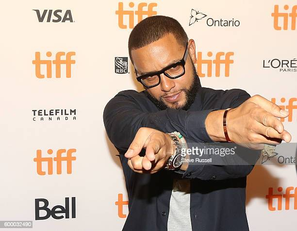 Director X on the red carpet at the annual Toronto International Film Festival Soiree fundraiser at the TIFF Bell Lighthouse in Toronto. September 7,...
