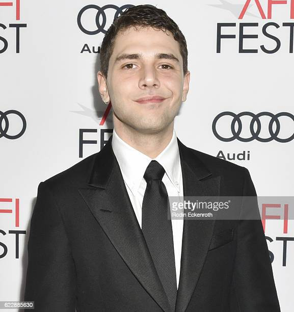 Director Xavier Dolan attends AFI FEST 2016 presented by Audi screening of It's Only The End Of The World at the Egyptian Theatre on November 12 2016...