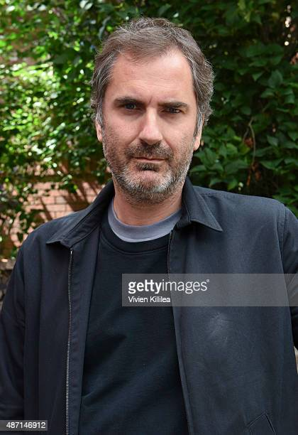 Director Xavier Giannoli attends the 2015 Telluride Film Festival on September 6 2015 in Telluride Colorado