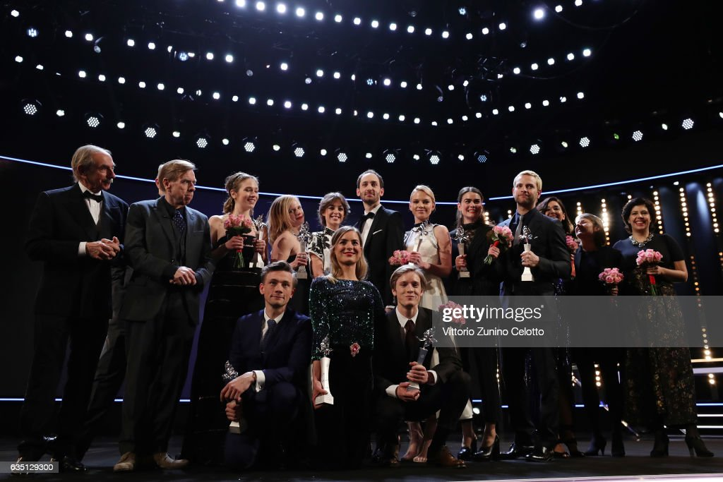 'The Party' Premiere and European Shooting Stars 2017 - 67th Berlinale International Film Festival : News Photo