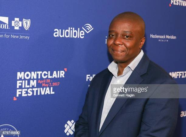 Director Yance Ford attends the 2017 Montclair Film Festival on May 6 2017 in Montclair New Jersey