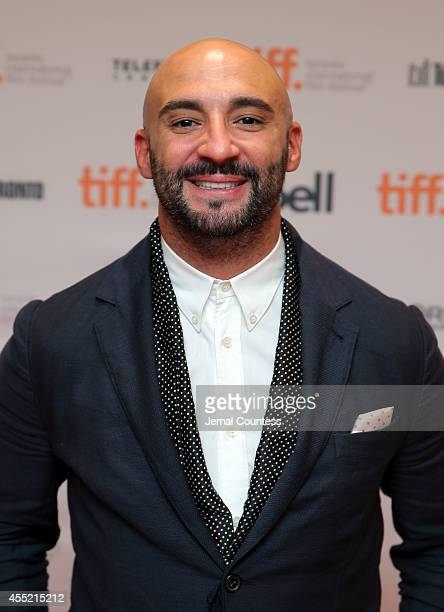 Director Yann Demange attends the '71 premiere during the 2014 Toronto International Film Festival at Princess of Wales Theatre on September 10 2014...