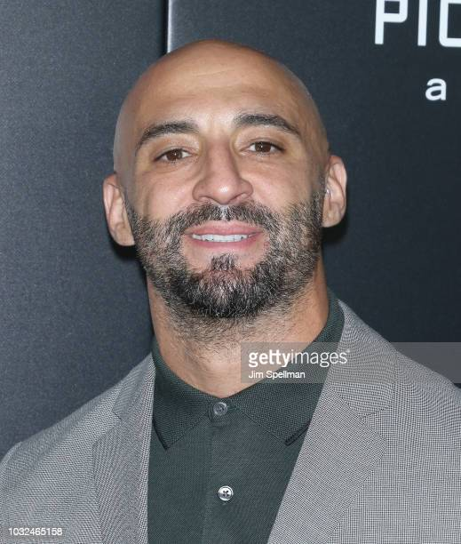 Director Yann Demange attends the New York special screening of White Boy Rick hosted by Columbia Pictures and Studio 8 at the Paris Theater on...