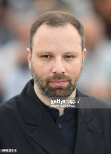 Director Yorgos Lanthimos attends the 'The Killing Of A Sacred Deer' photocall during the 70th annual Cannes Film Festival at Palais des Festivals on...