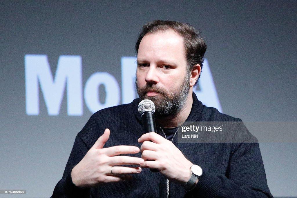 """MoMA's Contenders Screening Of """"The Favourite"""" : Fotografía de noticias"""