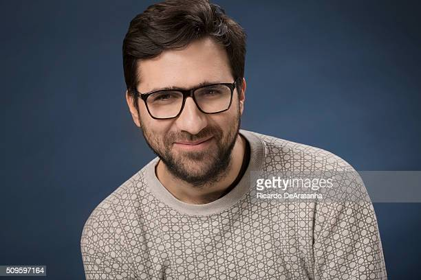 Director Yorgos Zios is photographed for Los Angeles Times on January 5 2016 in Palm Springs California PUBLISHED IMAGE CREDIT MUST READ Ricardo...