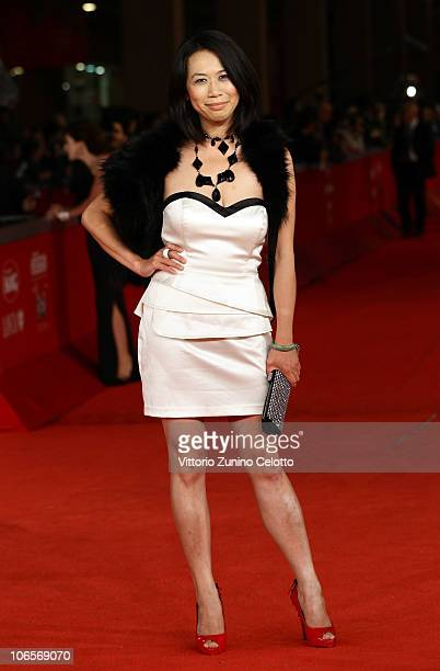 Director Yu Hsiu Camille Chen attends the Closing Awards Ceremony of the 5th International Rome Film Festival at the Auditorium Parco Della Musica on...