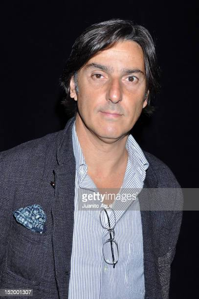 Director Yvan Attal attends the Do Not Disturb premiere during the 2012 Toronto International Film Festival at Ryerson Theatre on September 14 2012...
