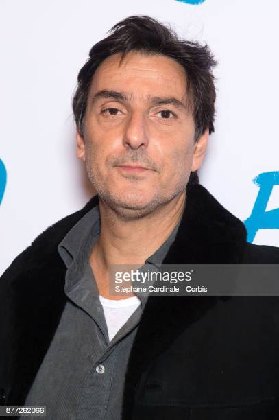 Director Yvan Attal attends the Le Brio Paris Premiere at Cinema Gaumont Capucine on November 21 2017 in Paris France