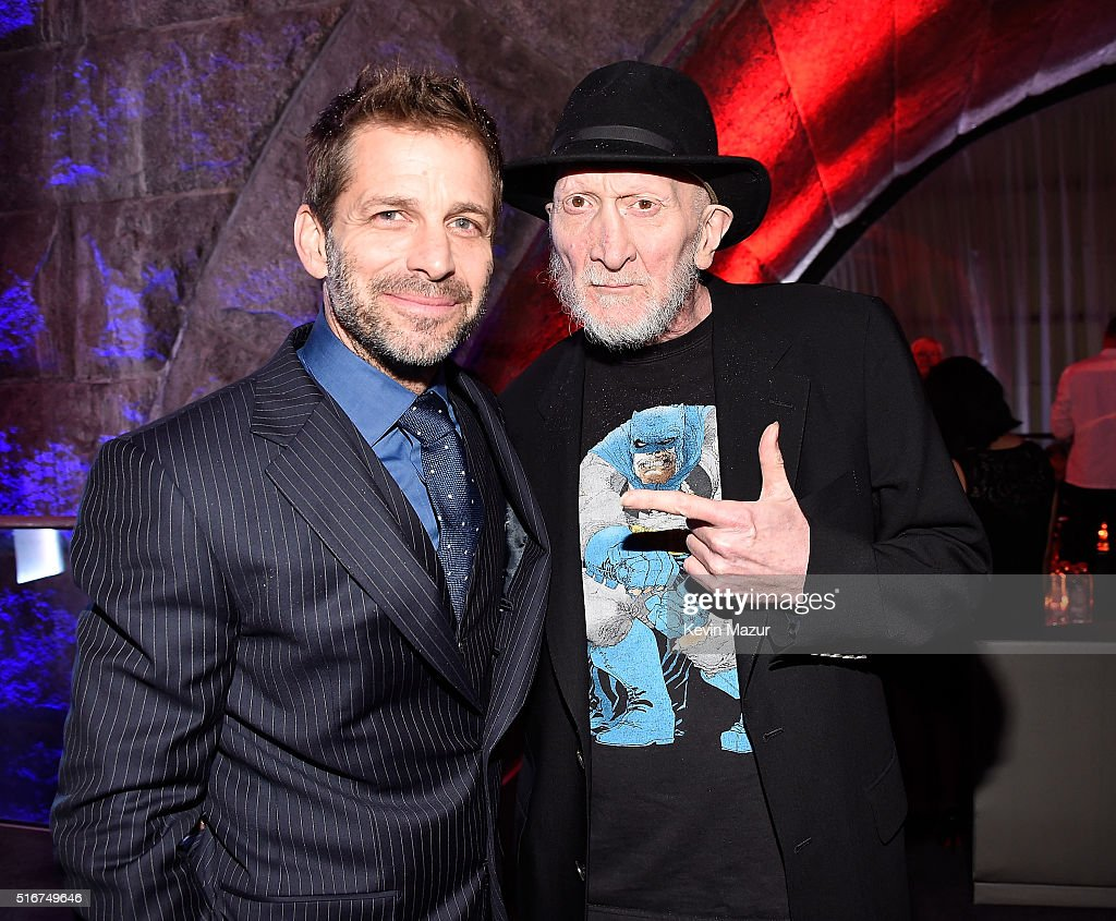 """""""Batman V Superman: Dawn Of Justice"""" New York Premiere - After Party : News Photo"""