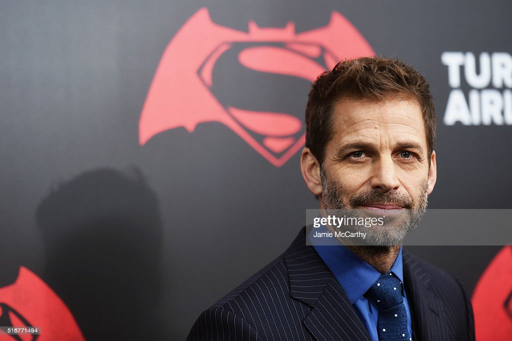 An Alternative View Of The 'Batman V Superman: Dawn Of Justice' New York Premiere : News Photo