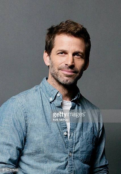 Director Zack Snyder is photographed for Los Angeles Times on February 29 2016 in Los Angeles California PUBLISHED IMAGE CREDIT MUST READ Kirk...