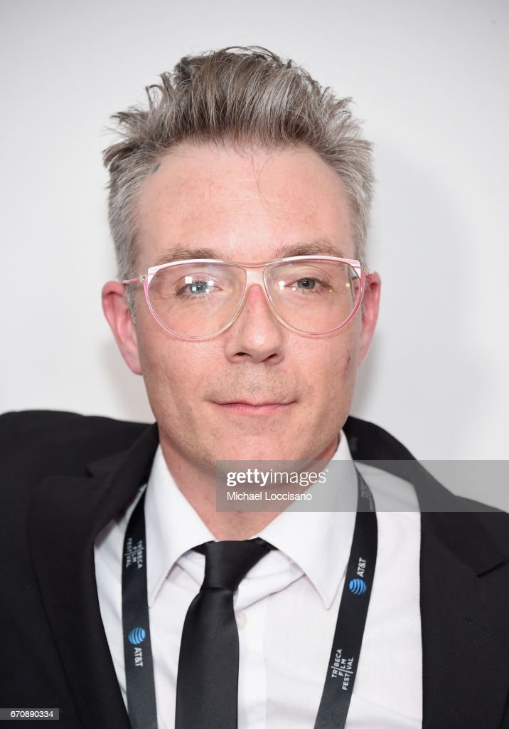 Director Zefrey Throwell attends the 'Flame' Premiere during 2017 Tribeca Film Festival at Cinepolis Chelsea on April 20, 2017 in New York City.