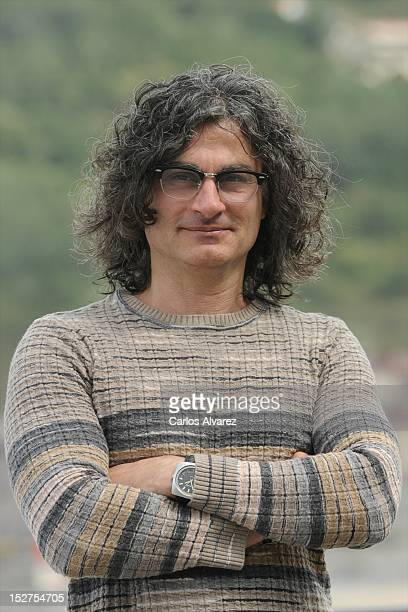Director Ziad Doueiri attends the 'The Attack' photocall at the Kursaal Palace during the 60th San Sebastian International Film Festival on September...