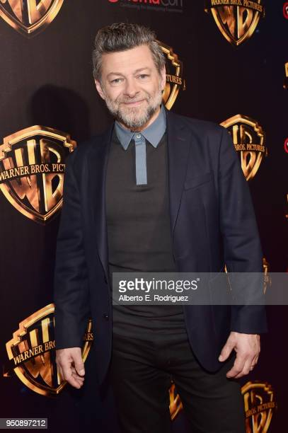 Director/actor Andy Serkis attends CinemaCon 2018 Warner Bros Pictures Invites You to 'The Big Picture' an Exclusive Presentation of our Upcoming...