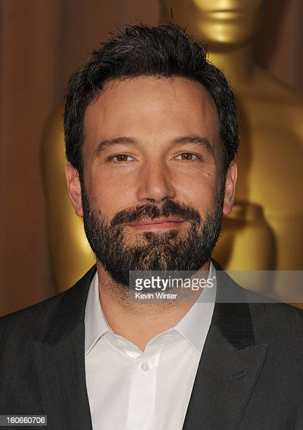 Director/actor Ben Affleck attends the 85th Academy Awards Nominations Luncheon at The Beverly Hilton Hotel on February 4 2013 in Beverly Hills...