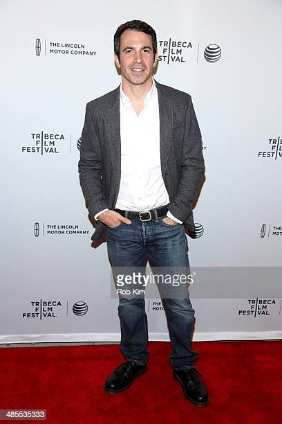 Director/actor Chris Messina attends the 'Alex of Venice' Premiere during the 2014 Tribeca Film Festival at SVA Theater on April 18 2014 in New York...