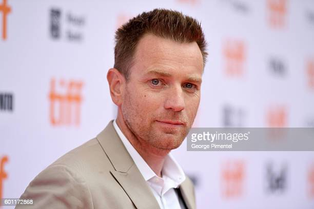 Director/Actor Ewan McGregor attends the American Pastoral during the 2016 Toronto International Film Festival premiere at Princess of Wales Theatre...